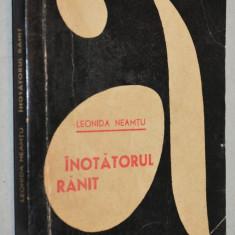 Leonida Neamtu - Inotatorul Ranit - Roman