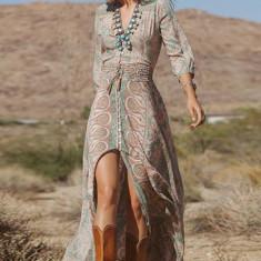 Rochie de Vară Frida, Marime: S, M, L, XL, XXL