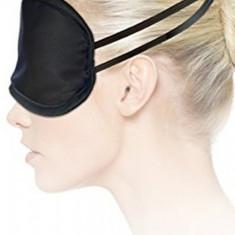 Mască pentru Dormit, Culoare: Negru