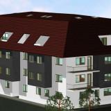 3 camere Brasov - Apartament de vanzare, 92 mp, Numar camere: 3, An constructie: 2016, Mansarda