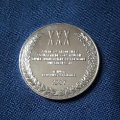 Medalie Romania Facultatea de Constructii - Medalii Romania
