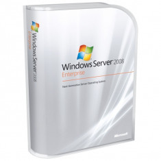 Windows Server 2008 R2 Enterprise - in limba Engleza - Sistem de operare