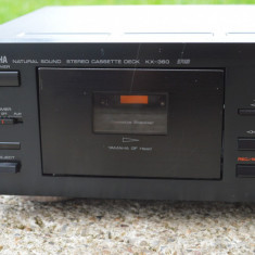 Deck Yamaha KX- 360 - Deck audio