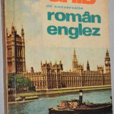 Ghid de conversatie - roman-englez