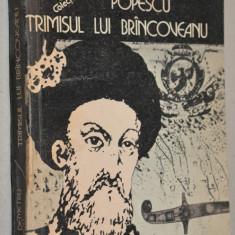 Pentru Demetru Popescu trimisul lui Brancoveanu - Istorie