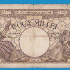 2000 LEI 1945 20 Martie 1 - Bancnota romaneasca