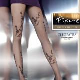 Dresuri cu Model Floral Cleopatra Fiore, Culoare: Negru