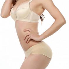 Chiloţi Modelatori cu Push Up - Lenjerie modelatoare dama, Culoare: Bej, Negru, Nude, Marime: S, M, L