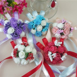 Coronita din flori