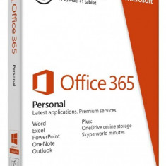 Microsoft Office 365 Personal - PC sau Mac - in limba Romana sau Engleza - Aplicatie PC