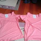 Tricou dama, Roz, XL, Maneca scurta