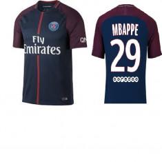 Tricou PSG model 2017/2018 MBAPPE29 - Echipament fotbal, Marime: XL, L, Tricou fotbal