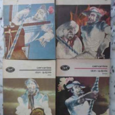Don Quijote Vol.1-4 - Cervantes, 406501 - Roman