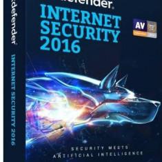Bitdefender Internet Security 2016 1PC 1 An Licenta Noua Electronica