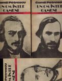 Camil Petrescu - Un om intre oameni, vol 1, 2, 3