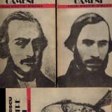 Camil Petrescu - Un om intre oameni, vol 1, 2, 3 - Roman