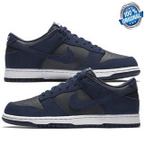 "ADIDASI ORIGINALI 100%  Nike Dunk Low ""Leather "" Unisex 38.5"