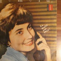 Revista FEMEIA - ianuarie 1963