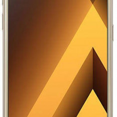 Telefon Mobil Samsung A320 Galaxy A3 (2017), 16GB Flash, 2GB RAM, Single SIM, 4G, Gold Sand