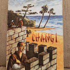 CHANGI-JAMES CLAVELL - Carte de aventura