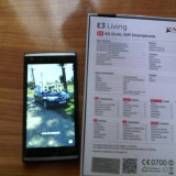 Telefon mobil Allview E3 Living, Dual SIM, 8GB, Black - Telefon Allview, Negru, Neblocat, Quad core, 1 GB