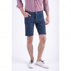 Pantaloni Scurti Jack&Jones tim Comfort Medium Blue - Bermude barbati, Marime: 29, Culoare: Bleumarin