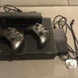Xbox One Microsoft 500 GB + Kinect + 2 Controllere + 2 Jocuri (disc) + Gears Of War 2(cod)