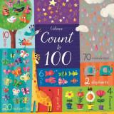 Count to 100 - Usborne book (3+) - Carte educativa