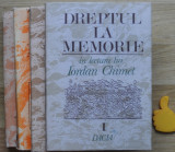 Dreptul la memorie Iordan Chimet 4 volume