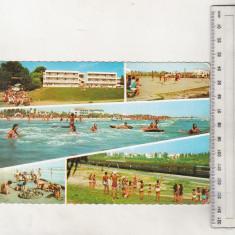 Bnk cp Navodari - Complexul de odihna pentru copii - circulata - Carte Postala Dobrogea dupa 1918, Printata