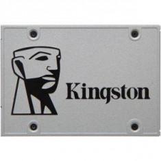 Hard Disk SSD Kingston SSDNow UV400 240GB, 2.5, viteza citire/scriere - 550/490-MB/s