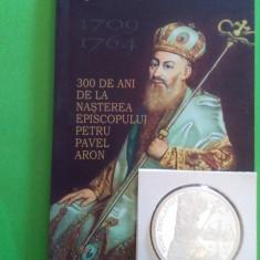 2009.12.16 - PETRU PAVEL ARON (1709 - 1764), episcop - 300 de ani de la naştere
