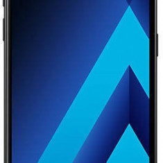 Telefon mobil Samsung Galaxy A3 (2017) 4G, 4,7'', RAM 2GB, Stocare 16GB, Camera 8MP/13MP, Black