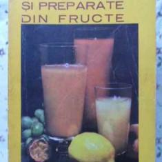 Bauturi Si Preparate Din Fructe - S. Teodorescu M. Hacighianu, 406481 - Carte Retete culinare internationale
