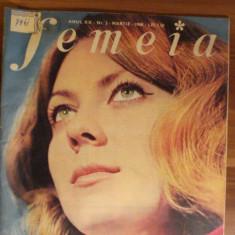 Revista FEMEIA - martie 1968