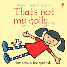 That's not my dolly - Usborne book (0+)