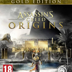 Joc consola Ubisoft Assassin's Creed Origins Gold Edition XBOX ONE - Jocuri Xbox