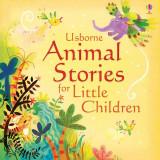 Animal Stories for Little Children - Carte Usborne (2+) - Carte educativa