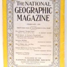 THE NATIONAL GEOGRAPHIC MAGAZINE, FEBRUARY 1936