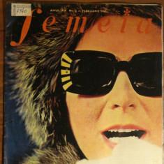Revista FEMEIA - februarie 1968