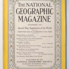 THE NATIONAL GEOGRAPHIC MAGAZINE, DECEMBER 1935