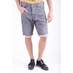Pantaloni Scurti Jack&Jones osaka Long Shorts Dark Grey Denim - Bermude barbati, Marime: XL, Culoare: Gri