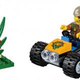LEGO® City Automobil de jungla 60156