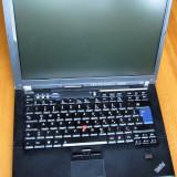"Laptop 3G Lenovo ThinkPad T400 14.1""Core 2 Duo 2GB/120Gb Hdd - Laptop Lenovo, Intel Core 2 Duo"
