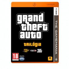 Joc software GTA Trilogy PC - Joc PC Rockstar Games