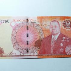 Tonga 2 paanga 2015- UNC