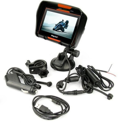 GPS motocicleta WayteQ xRIDER (fara software navigatie) foto