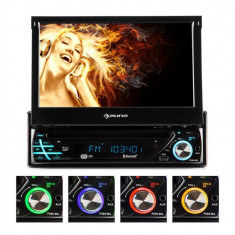 Radio Auna MVD-220 DVD CD MP3 USB SD AUX 7'' bluetooth - DVD Player auto