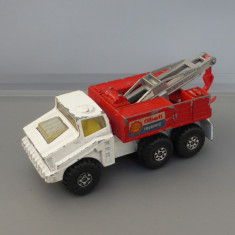 Recovery Vehicle, Matchbox Super Kings - Macheta auto