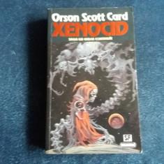 ORSON SCOTT CARD - XENOCID - Carte SF